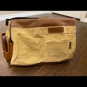 GASOLINE | Messenger Bag